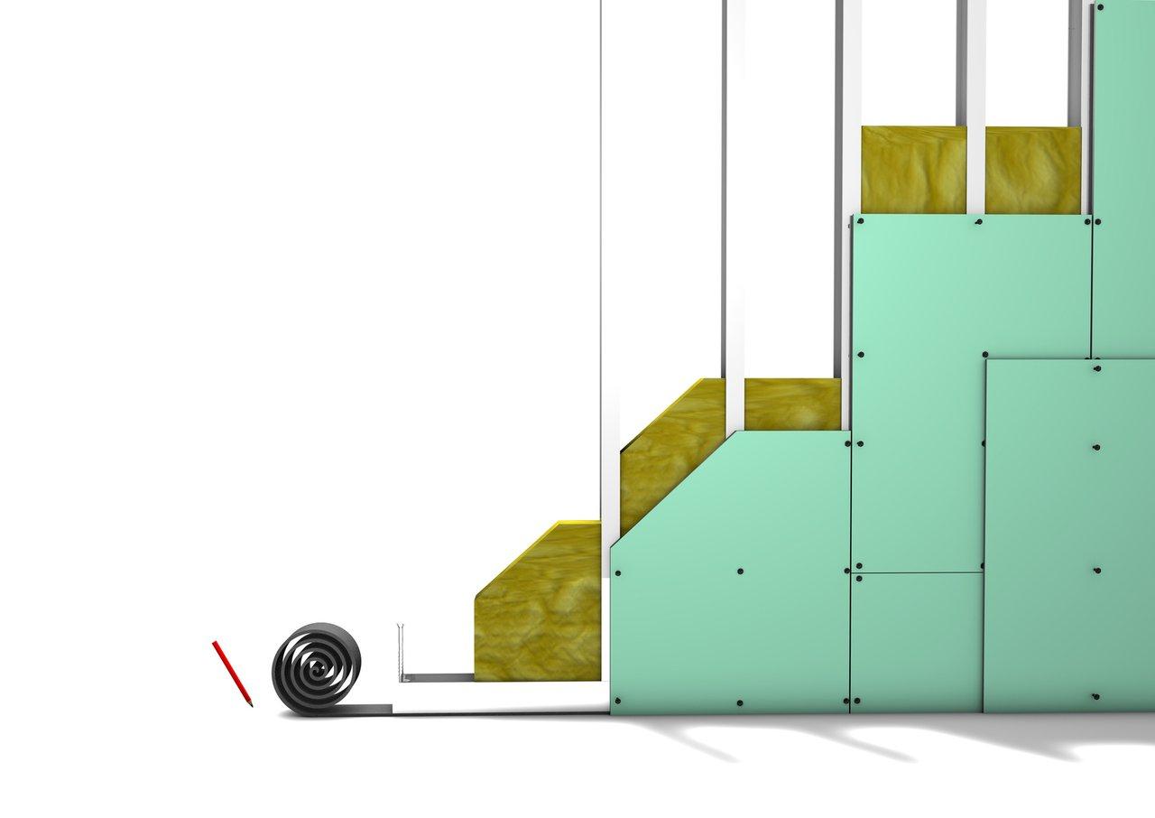 leichtbauwände - flexible wände für alt- und neubauten - dietrich